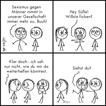 Sexismus by islieb