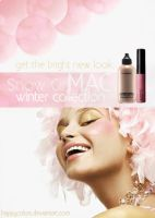 Mac Cosmetics Winter Collectio by happycolors