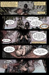 Crow Jane: Enter the Hawk page 02 by RevolverComics