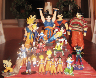Figure collection for now by Gokuran