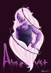 Amethyst by dookia