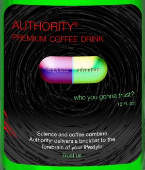 Authority Label by treuer