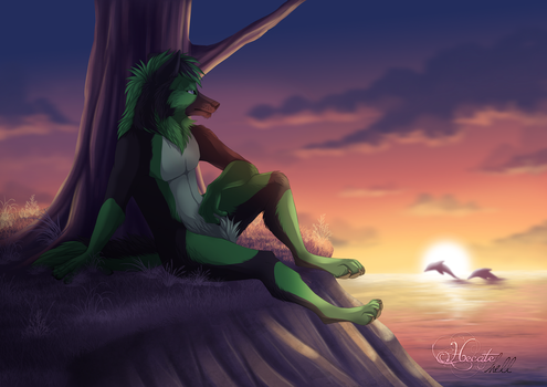 Deep thoughts by hecatehell