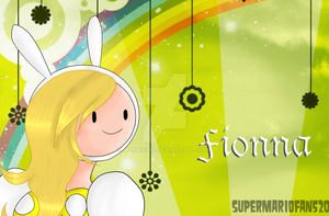 Adventure Time - Fionna by Markiehh