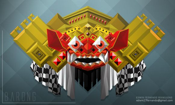 Barong Finished by 5aXoR
