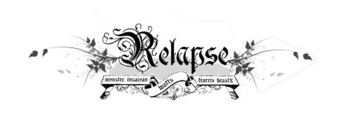 Relapse Logo by Wrath-of-the-Sheep