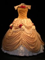 Ballgown Stock by AllenGale