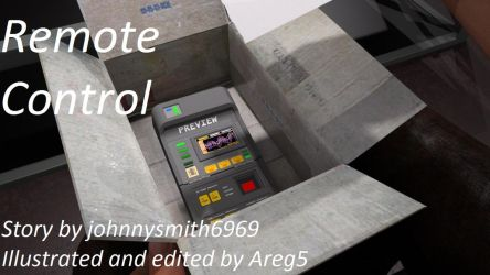 Remote Control by areg5