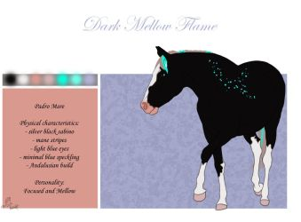 #6922 Dark Mellow Flame (Mallory) - SOLD by casinuba