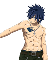 Gray Fullbuster by 8Sakura8