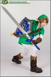 Link -the hero of time by LiKovacs