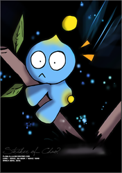 The new Striker of Chao by flowlilly