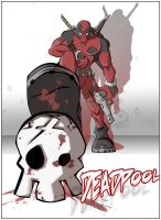 Deadpool by Tigerhawk01