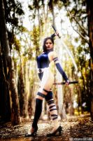 Psylocke - Teleport In by kiwi5frog