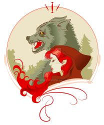 Red Riding Hood by jonorr