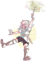 a linkle between worlds by CaptainHarrie