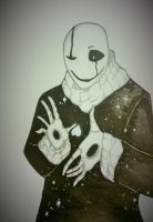 Gaster by Mettept