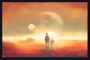 SW Day 2011 the Complete Saga by lord-phillock