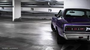 Plum Crazy 1970 Dodge Coronet  - Shot 1 by AmericanMuscle