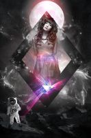 space triangule by ghostpavo