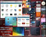 Vista Rainbar V3 English by Gavatx