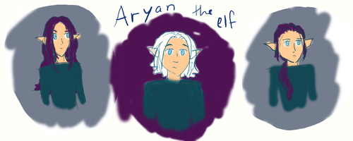 Aryan hair changes by maelstra-winds