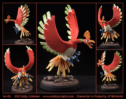 Commission : Ho-Oh