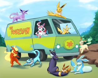 PokeVan by AokiBengal