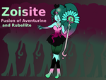 {SUOC Fusion} Zoisite by Midnight-Colors