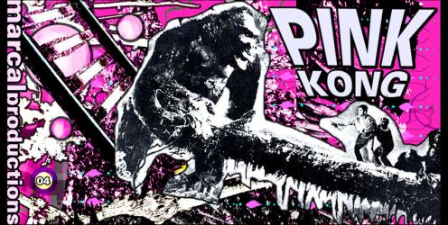 PINK KONG by Demencia