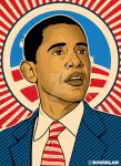 Obama vector by roberlan