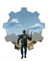 Fallout 1997 by Fernand0FC