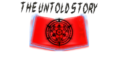 The Untold Story New Logo by Leonjr4TheGamer