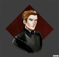 General Hux by Ikirimimi