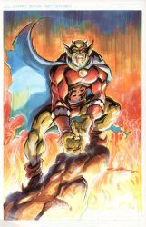 The Demon by Cinar