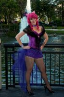 Megacon 2013 - Burlesque Pinkie Pie 9 by kitsune-keitaro