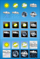WeatherCons for Windows by KenSaunders