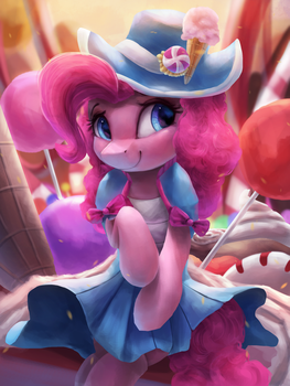 Elegance and Candy by VanillaGhosties