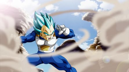 Thanks Vegeta! Until We Meet Again... by Koku78