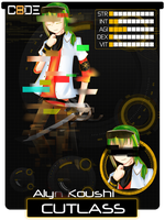 CODE-8 App: Alyn Koushi [DECEASED] by DeenKei