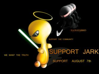 SUPPORT JARK, VIEW THIS by AlexiaN