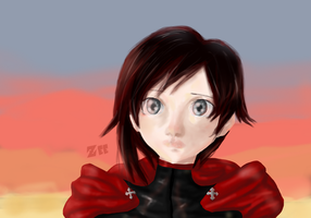 Ruby Rose by Zee-qow
