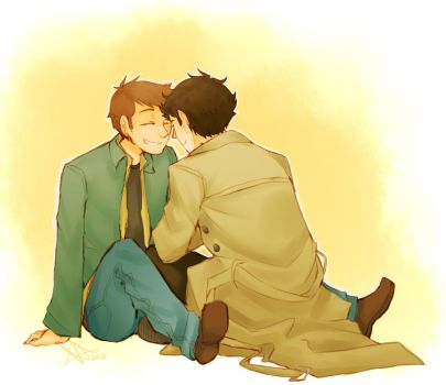 Destiel Yes by Life-Writer