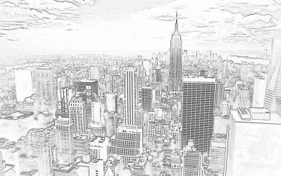 New York~ by Blue2196