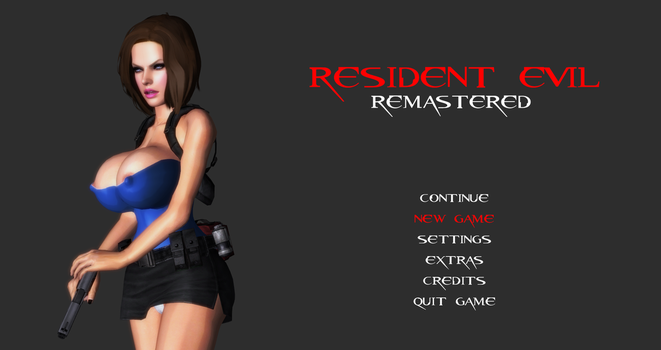 RESIDENT EVIL: JILL REMASTERED by valray3