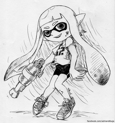 Inkling by Luiguibon