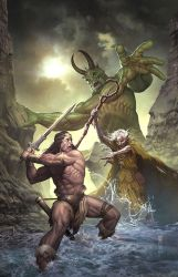 Dark Horse Conan the Slayer #3 by AdmiraWijaya