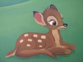 bambi by Theatricalarts