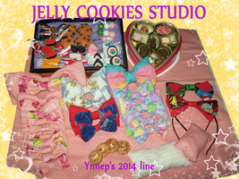 2014 goodies list! by Ynnep