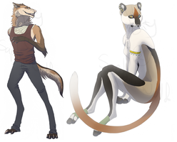 Anthro adoptables auction by TornTethers